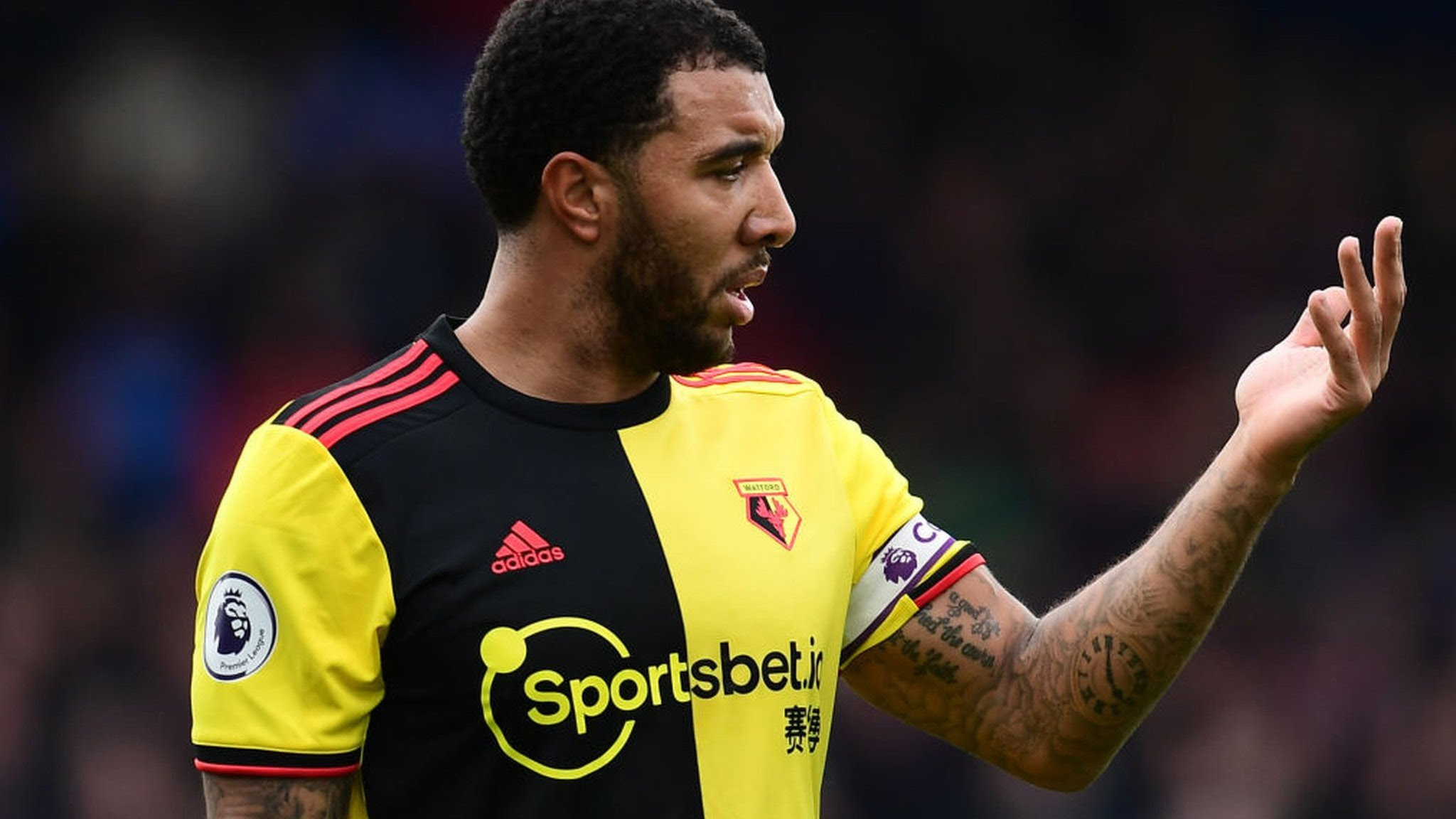 Troy Deeney: Watford captain says he will not return to training