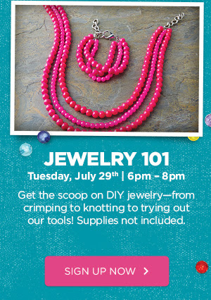JEWELRY 101. Learn More