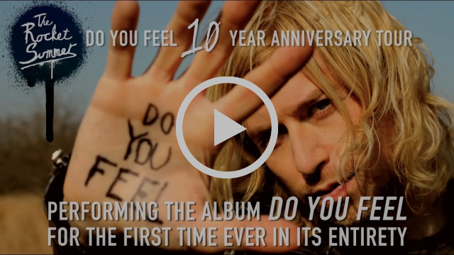 Do You Feel 10 Year Anniversary Tour