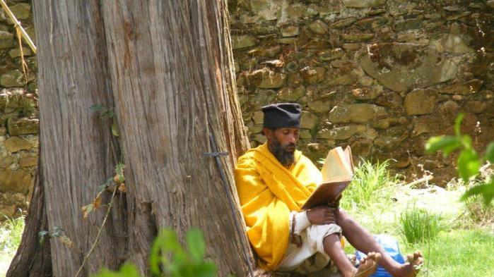 En Éthiopie, on prie dans des églises au plus près du ciel