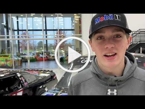 Christian Eckes | ISM Raceway Q&A