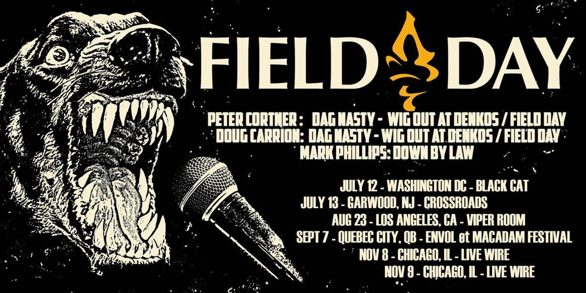 field day tour