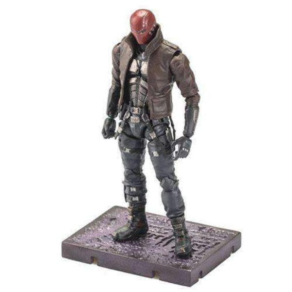 Image of Injustice 2 Red Hood 1:18 Scale Action Figure - Previews Exclusive - MARCH 2019