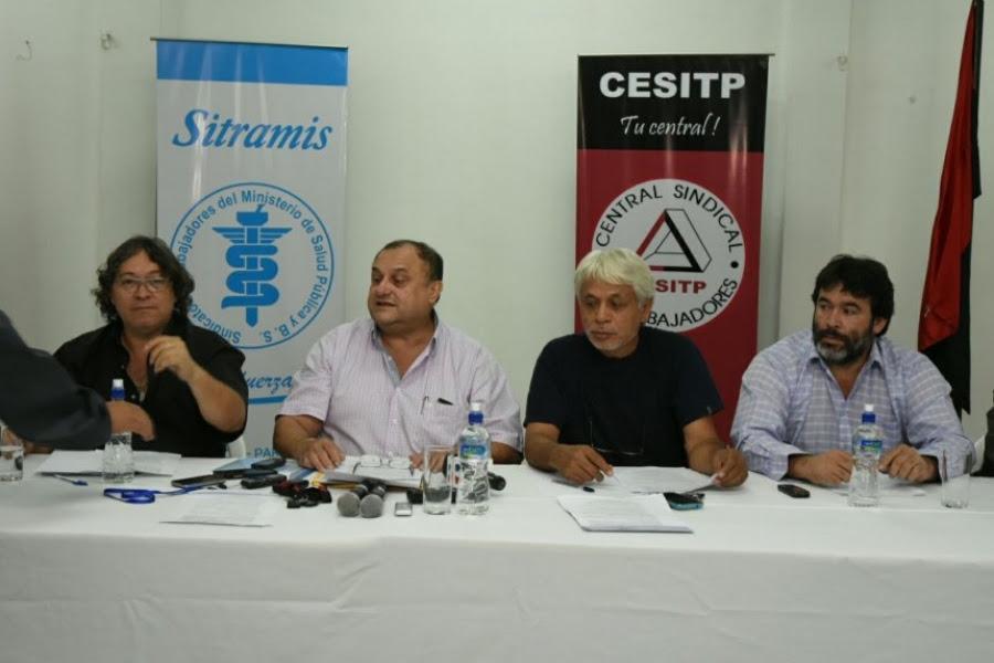 Paraguay: Sindicatos exigirán respeto a libertad sindical en huelga general