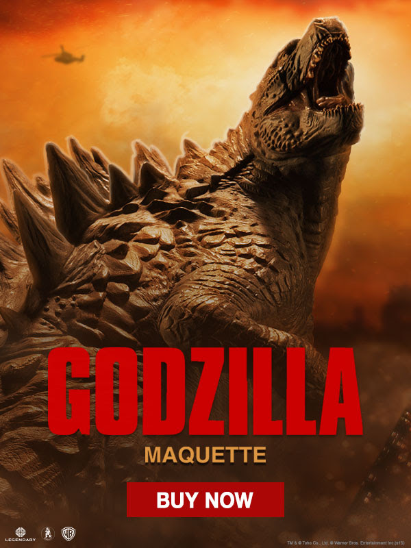 New in-stock: Godzilla Statue