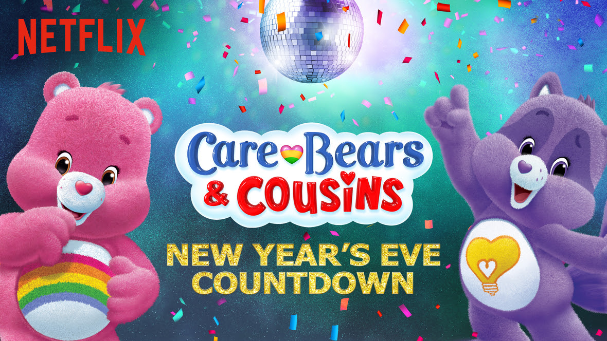 Care Bears NYE