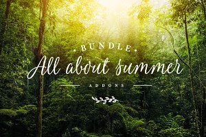 Addons Bundle - All About Summer