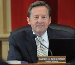 Chancellor Andre G. Bouchard