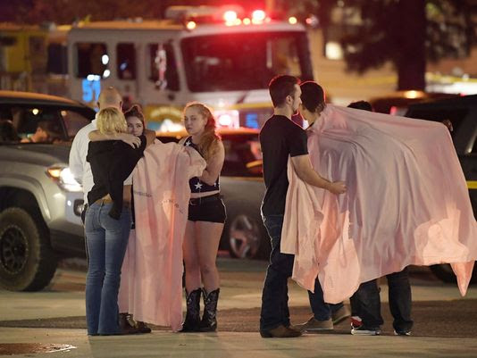 12 Killed in Mass Shooting in Thousand Oaks College Bar in California - Gunman Dead? (Video)