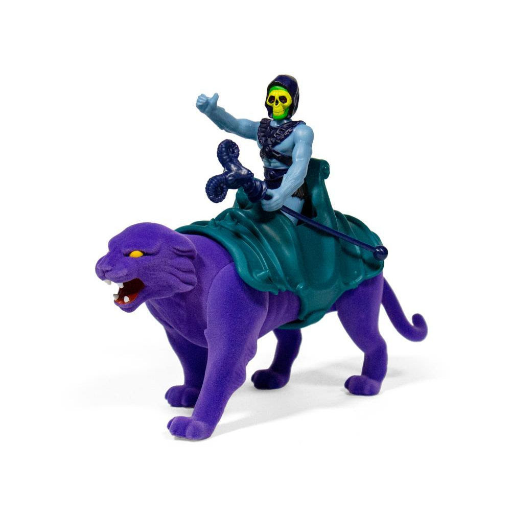 Image of Masters of the Universe ReAction Figure - Skeletor & Panthor Two-Pack - Q1 2020
