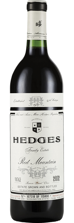 Hedges Mountain RED