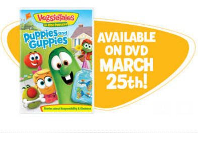 VeggieTales in the House now o...