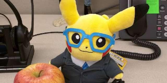 Pikachu negócios