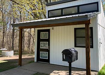 Ionia new mini cabin exterior