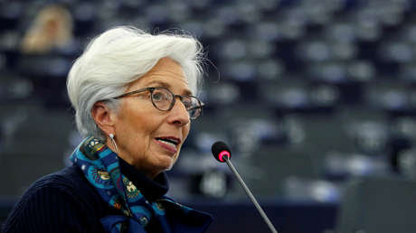 El Banco Central Europeo advierte de una crisis similar a la del 2008 si no se toman más medidas contra el coronavirus