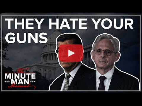 They Hate Your Guns - The Minute Man Moment thumbnail