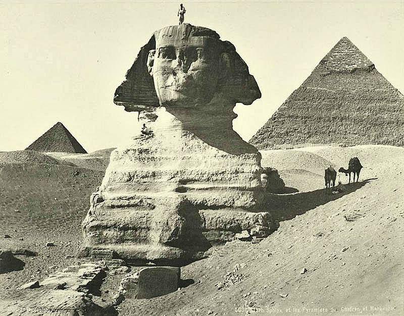 Fotografía de autor desconocido fechada en 1872