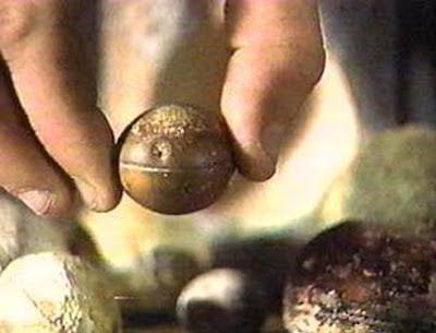 bolaaj5 - Las esferas de Klerksdorp . 2800 millones de años