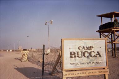 camp bucca entrance