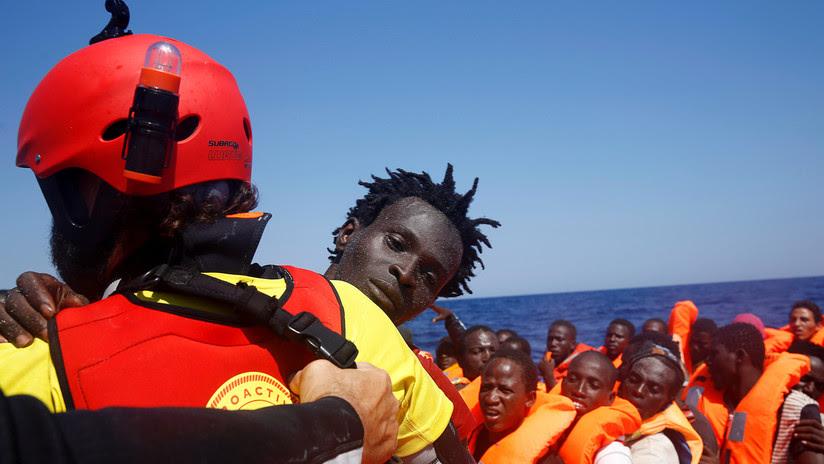 ¿Es la recepción de inmigrantes en Europa un reclamo en sus países de origen?