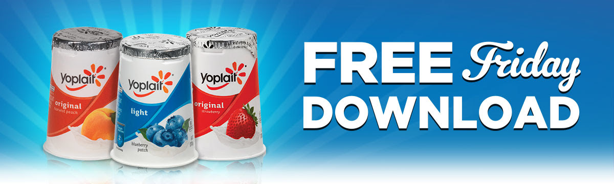 Free Friday Yoplait