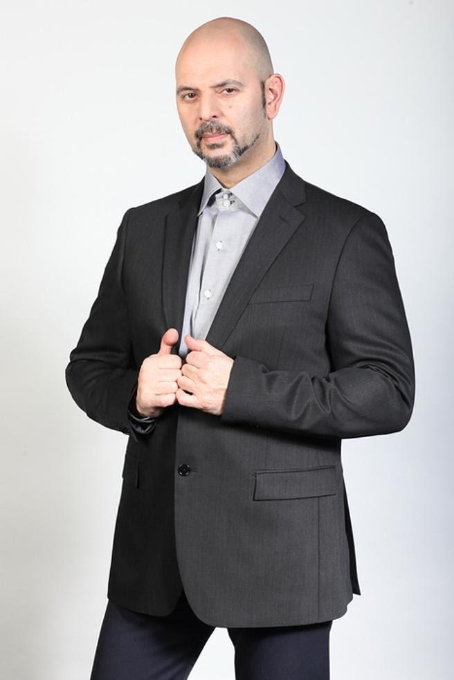 Daniel Estulin, autor de tres libros sobre el Club Bilderberg y el mayor experto mundial en el tema.