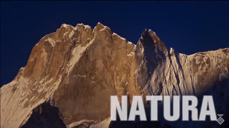Imagen del vídeo trailer de la muestra.