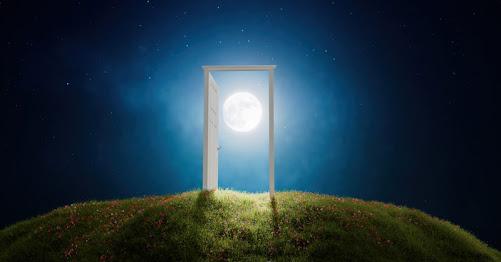 Aquarius Full Moon Portal, July 2021