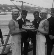 Birthday Cake 1918