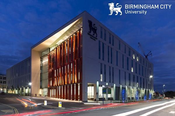 Study in Birmingham City University - Meet BCU Delegate in Lagos, Abuja, Ibadan & Ghana