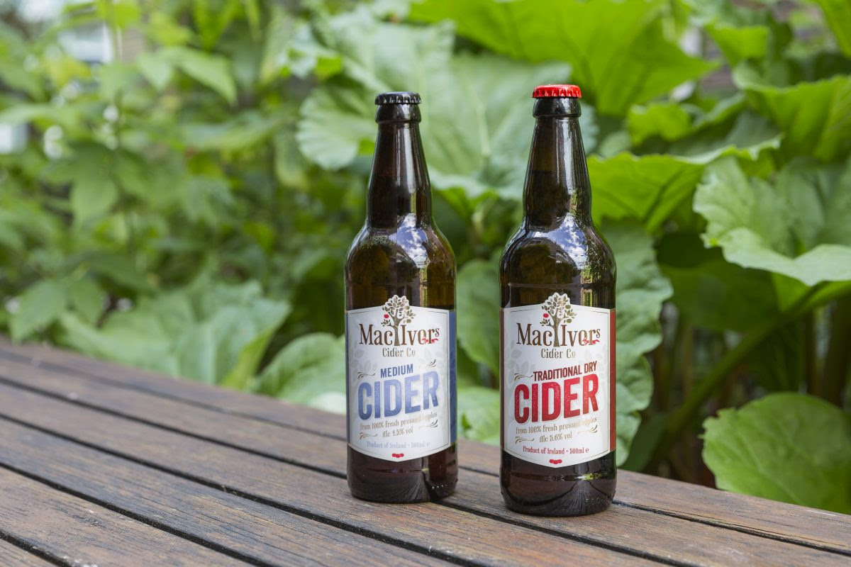 Mac-Ivors-Traditional-Dry-Cider-and-Medium-Cider-win-prestigious-Fine-Farm-Food-Awards-announced-on-Countryfile-Live-at-Blenheim-Palace