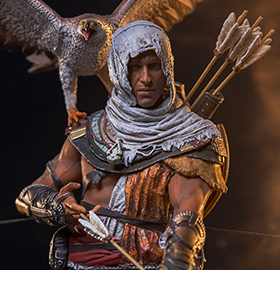 ASSASSIN'S CREED: ORIGINS BAYEK 1/10 ART SCALE STATUE