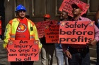 ЮАР: 378 горняков, заблокированных в шахте, благополучно спасены