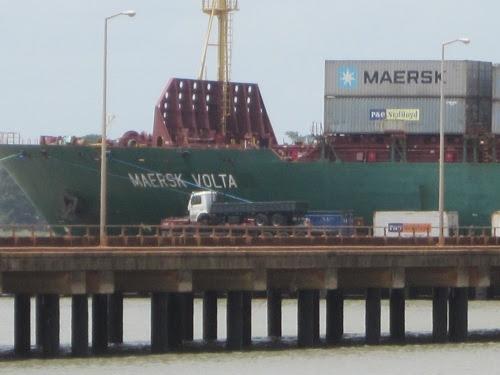 barco porto bissau - 5 junho 2014