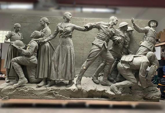 Sculpture Scene 1 and 2