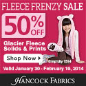 125x125 Fleece Frenzy Sales Event - Ends February 19th