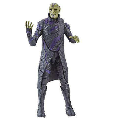 Image of Captain Marvel (Kree Sentry BAF) Marvel Legends Wave 1 - Talos Skrull - JANUARY 2019