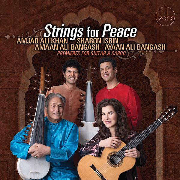 Strings for Peace CD