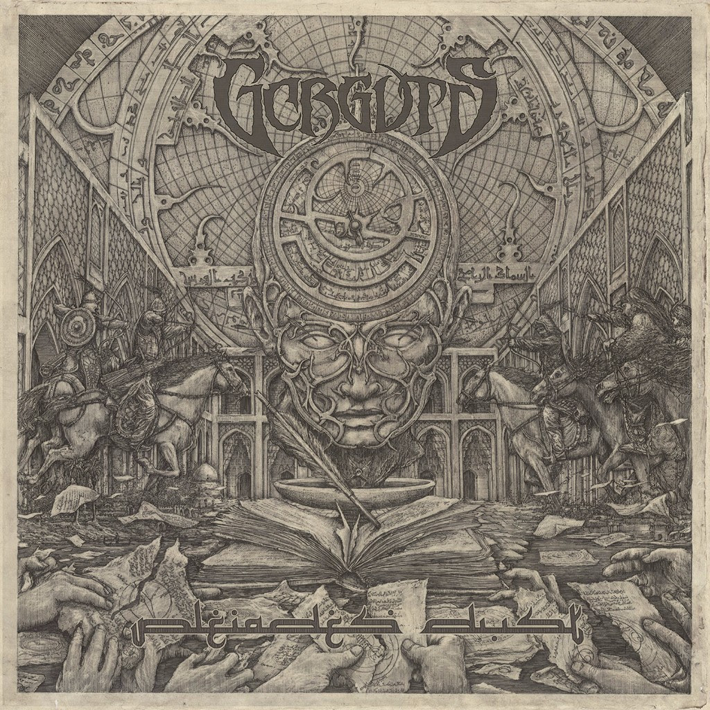 GORGUTS album artwork