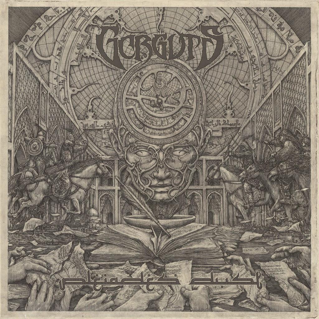 GORGUTS album artwork