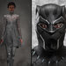 'Black Panther' Costumes Merge African History With Afrofuturism