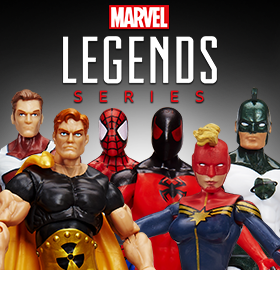 MARVEL LEGENDS NEW 3.75 INCH FIGURES