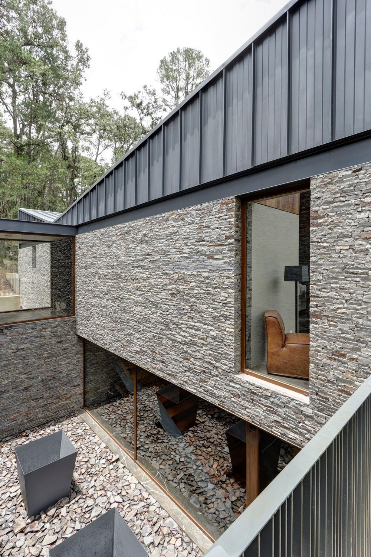 Όμορφη Casa ΜΜ με ένα σύγχρονο σχέδιο που δημιουργείται από τον Ηλία Ρίζο Arquitectos (4)