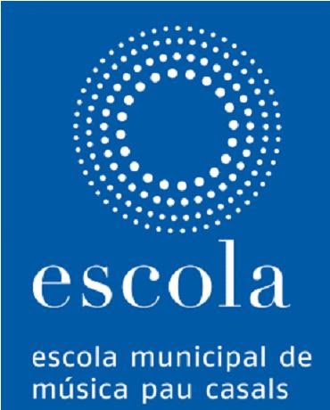 Logo escola musica color