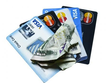Credit Card Debt - Public Domain