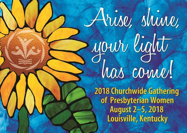 2018 Churchwide Gathering Logo