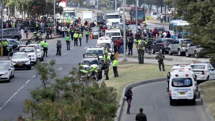 ¿Quién era José Aldemar Rojas, el autor material del atentado en Bogotá?