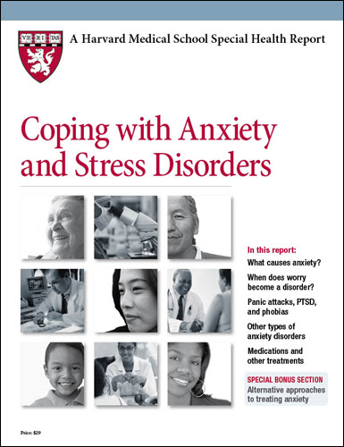 Product Page - Coping with Anxiety and Stress Disorders
