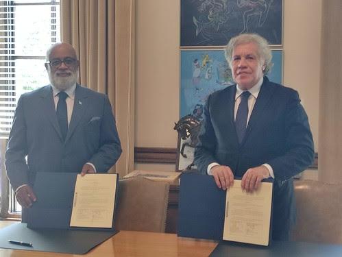 OEA observará las elecciones generales del 26 de julio en Santa Lucía