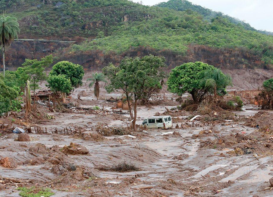 Mineradoras não são mais obrigadas a pagar R$ 1,2 bi por desastre de Mariana